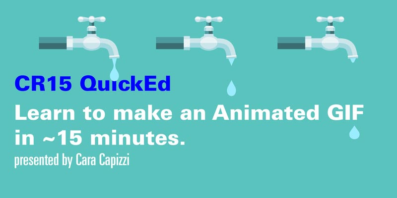 Learn to make an Animated GIF Event