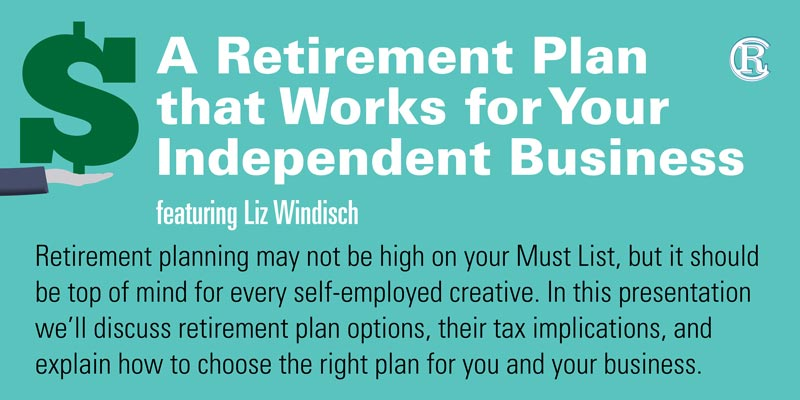 A Retirement Plan that Works for Your Independent Business Event