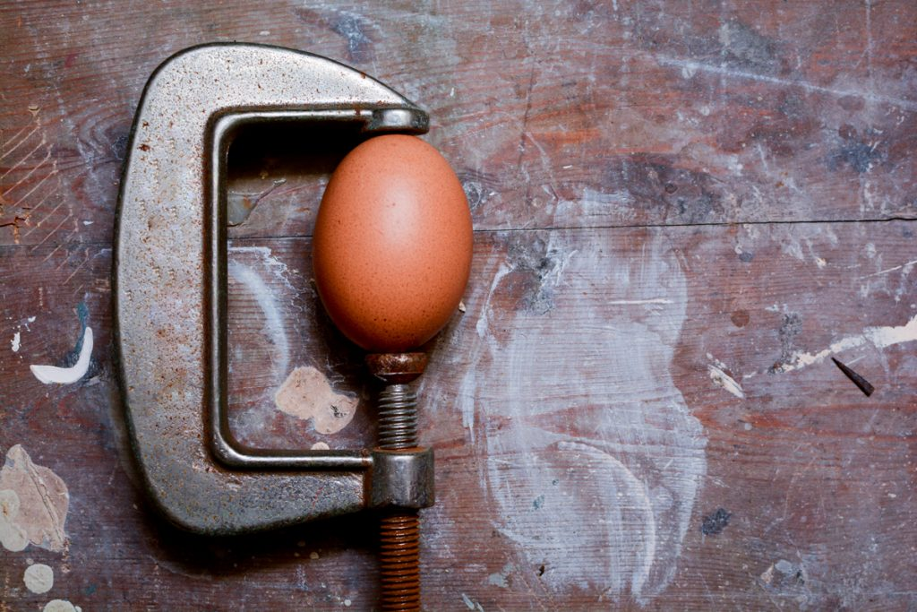 Egg in Wrench