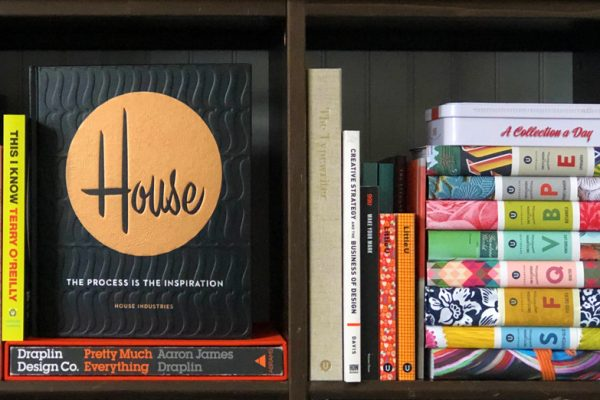 Creatives Bookshelf