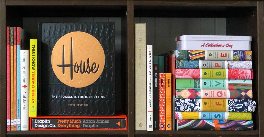 Creatives Bookshelf