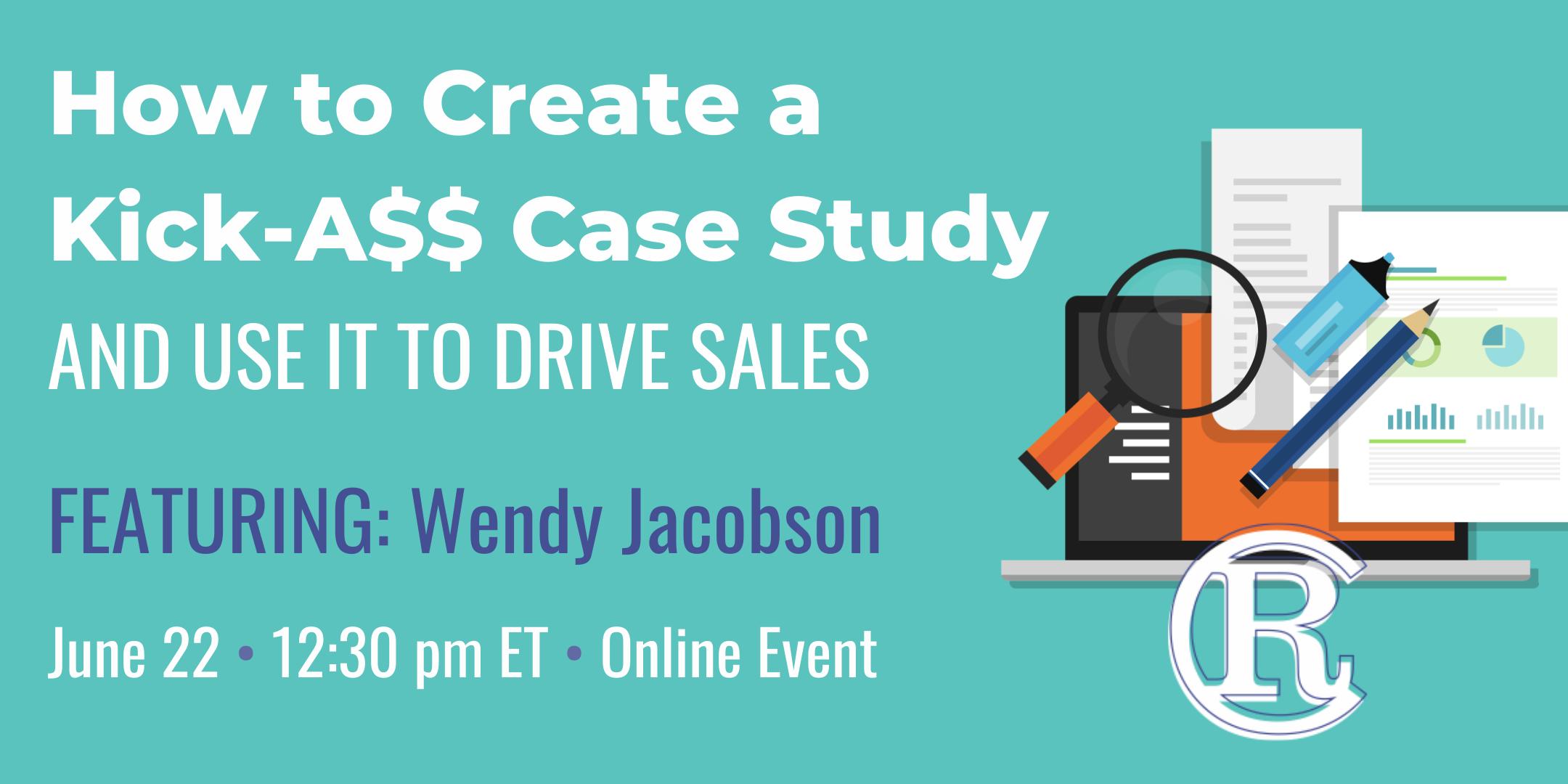 Create a case study